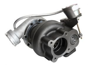 Hardening of stainless steel is useful for turbochargers